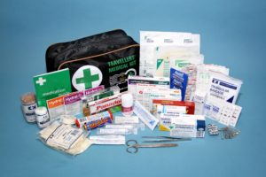 Medical supplies can help workers deal with illness quickly, feel better and get back to work.