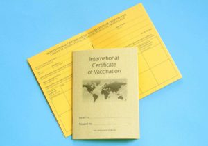 Vaccinations are an essential tool for healthy travel.